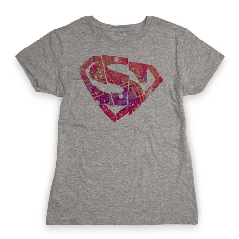 Super S Womens T-Shirt