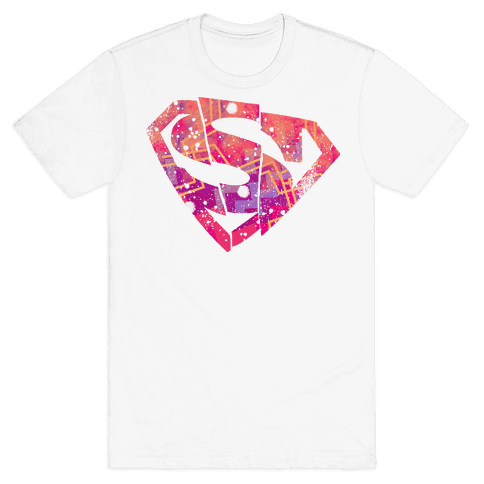 Super S Mens T-Shirt