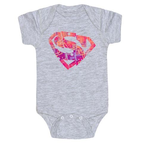 Super S Baby Onesy