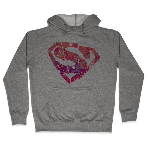 Super S Hooded Sweatshirt
