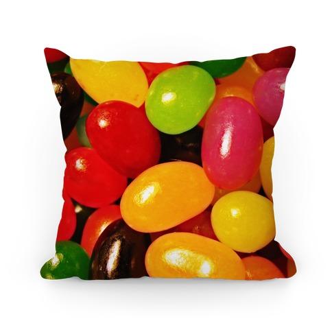 Jellybean Pillow Pillow