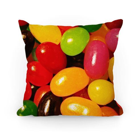 Jellybean Pillow