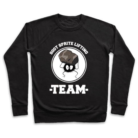 Soot Sprite Lifting Team Pullover