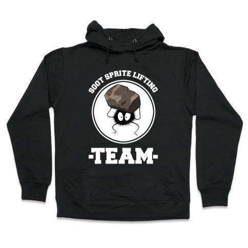 Soot Sprite Lifting Team Hooded Sweatshirt