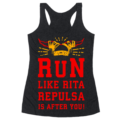 RUN! Like Rita Repulsa is after you!