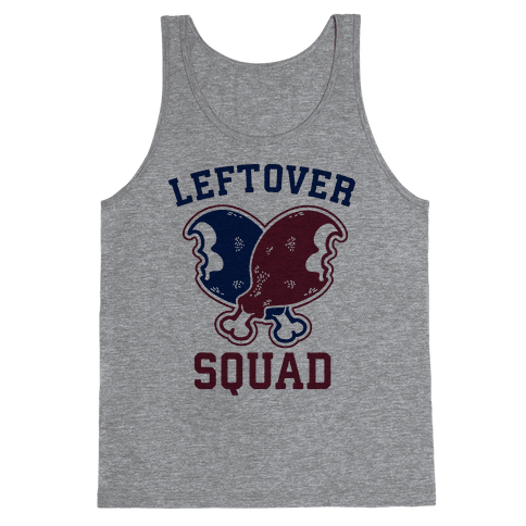 Leftover Squad Tank Top