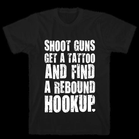 Country Chick Breakup Shirt Mens T-Shirt