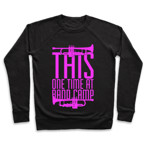 Band Camp Pullover