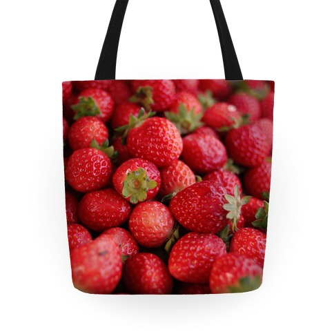 Strawberry Tote Tote