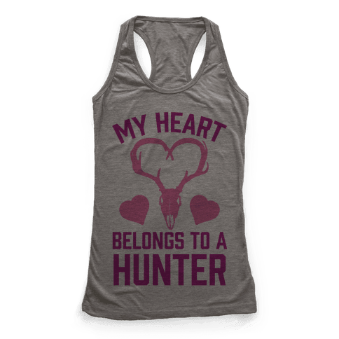 My Heart Belongs To A Hunter