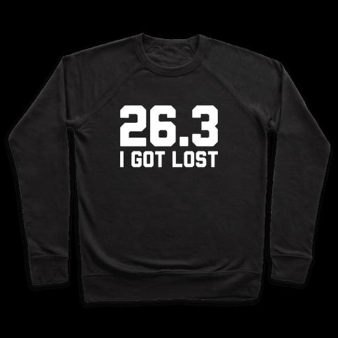 I Got Lost Pullover