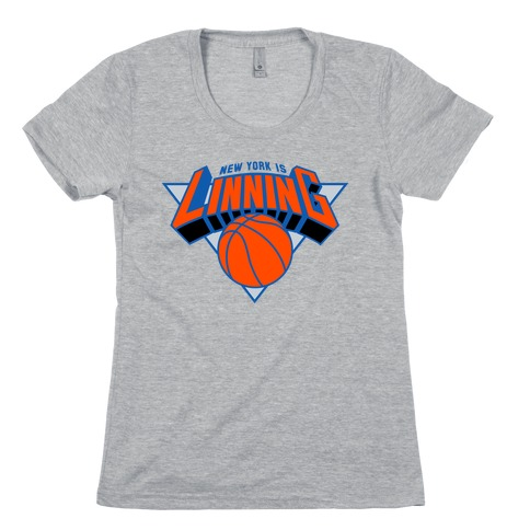 For The Lin blue Womens T-Shirt