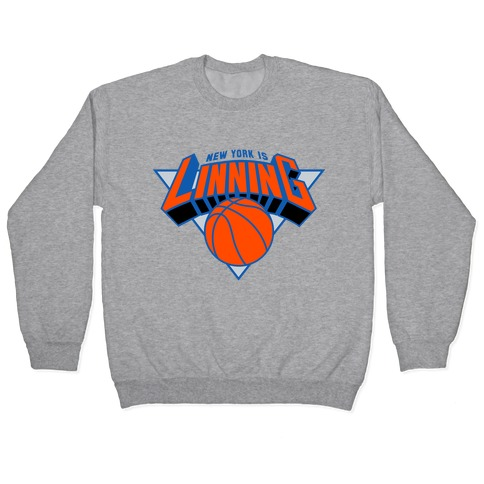 For The Lin blue Pullover