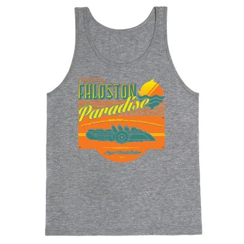 Fhloston Paradise Tank Top