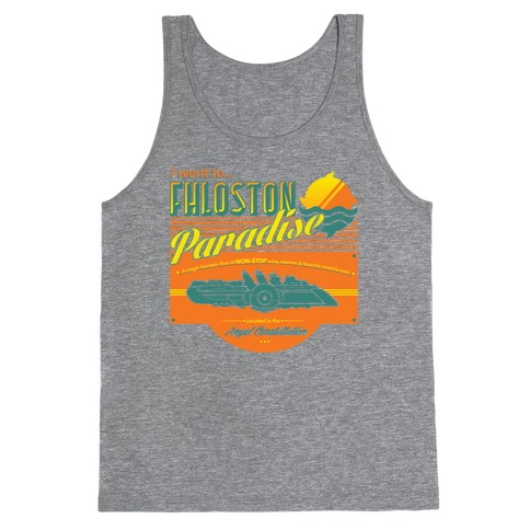 Fhloston Paradise Tank Top