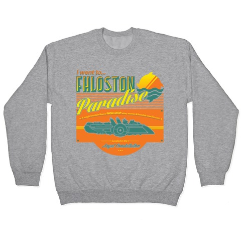 Fhloston Paradise Pullover