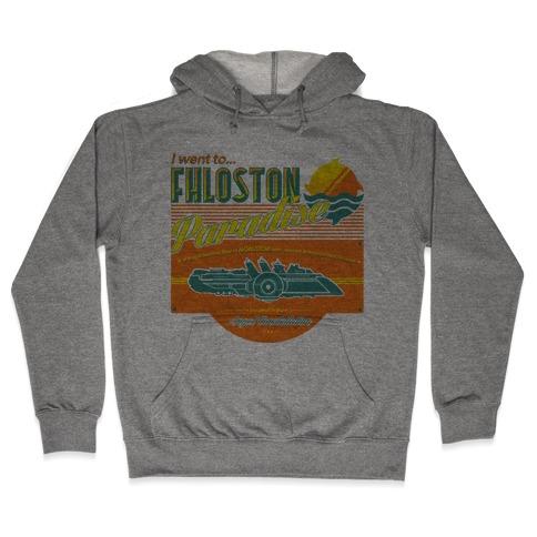 Fhloston Paradise Hooded Sweatshirt