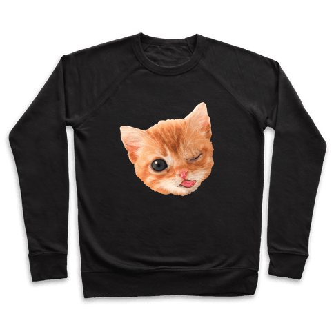 Miley Cat Head Pullover
