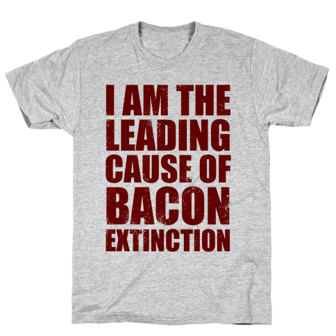 Leading Cause Of Bacon Extinction