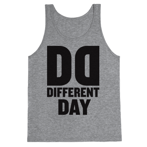 BFF Different Day (Tank) Tank Top