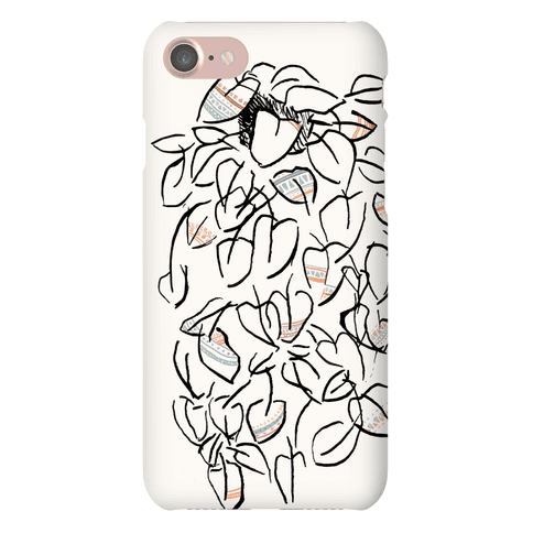 One Stylish Plant Phone Case