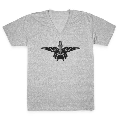 Roughnecks V-Neck Tee Shirt