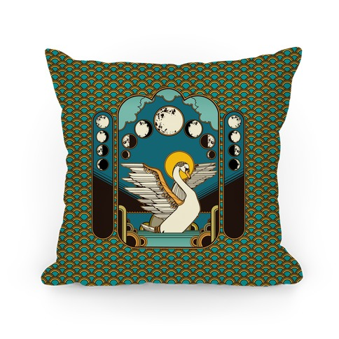 Swan Lake Pillow