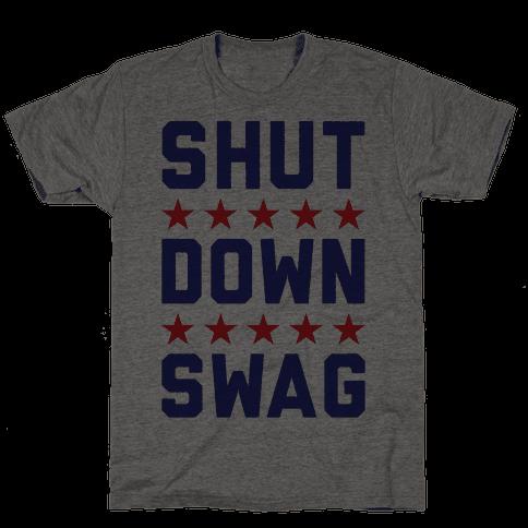 Shutdown Swag