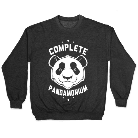 Complete Pandamonium Pullover