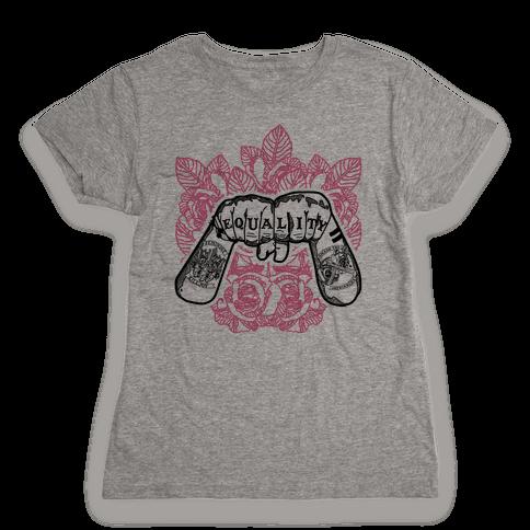 Equality Womens T-Shirt