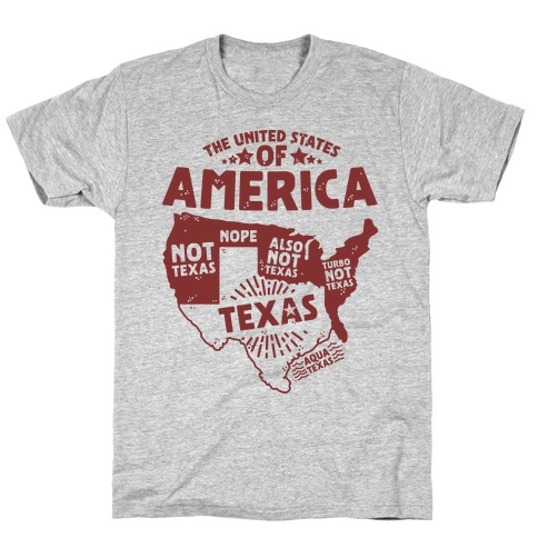 United States of Texas T-Shirt