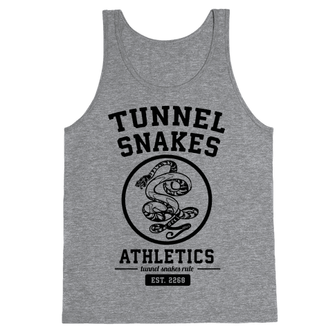 Tunnel Snakes Athletics Tank Top