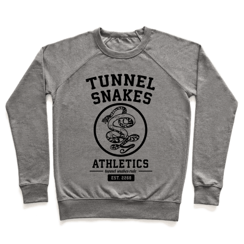 Tunnel Snakes Athletics Pullover
