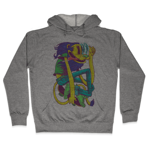 Rad Lion Hooded Sweatshirt