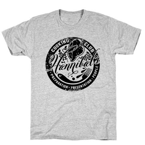 Hannibal's Cooking Club T-Shirt