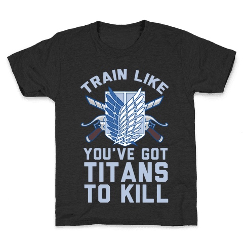 Titans To Kill Kids T-Shirt