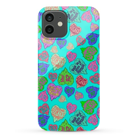 Gross Hearts Phone Case