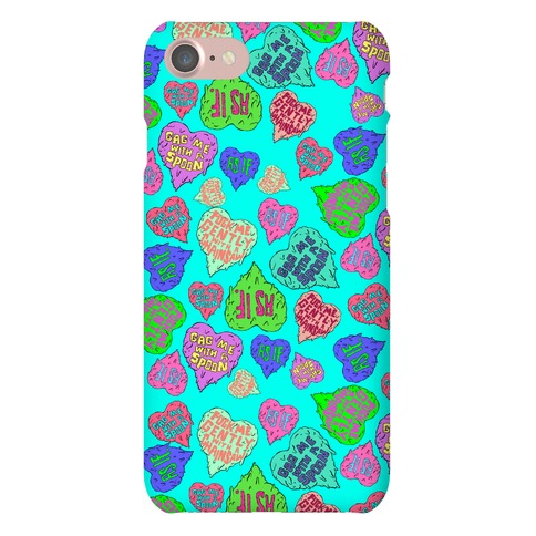 Gross Hearts Phone Case