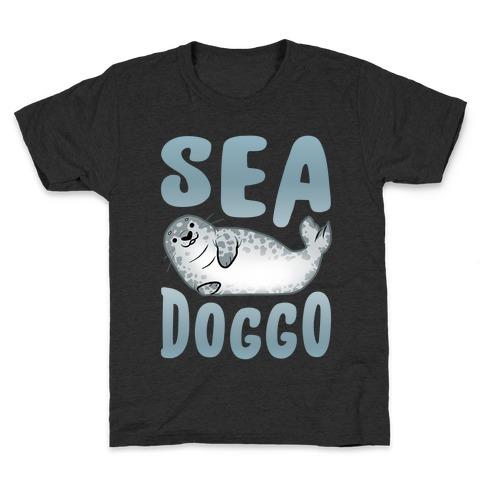Sea Doggo Kids T-Shirt