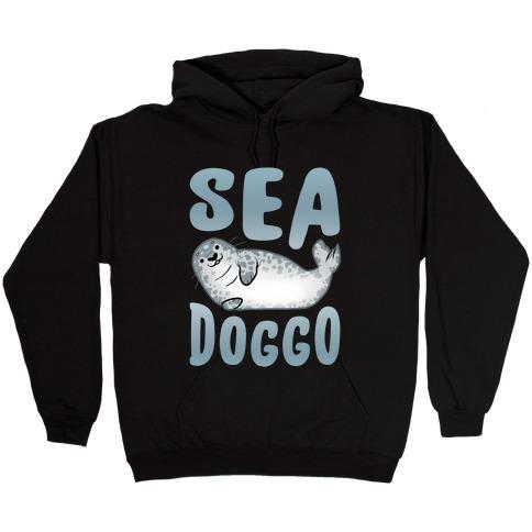 Sea Doggo Hooded Sweatshirt