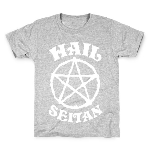 Hail Seitan Kids T-Shirt