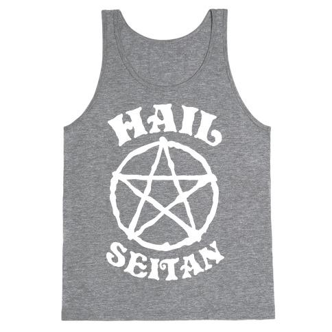 Hail Seitan Tank Top