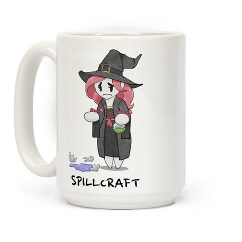 Spillcraft Coffee Mug