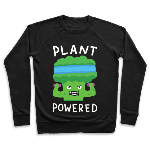 Plant Powered Pullover
