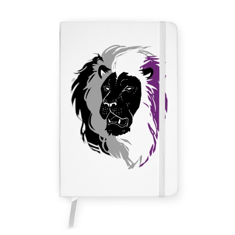 Ace Lion Pride Notebook