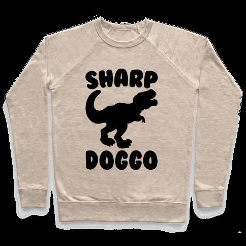 Sharp Doggo Pullover