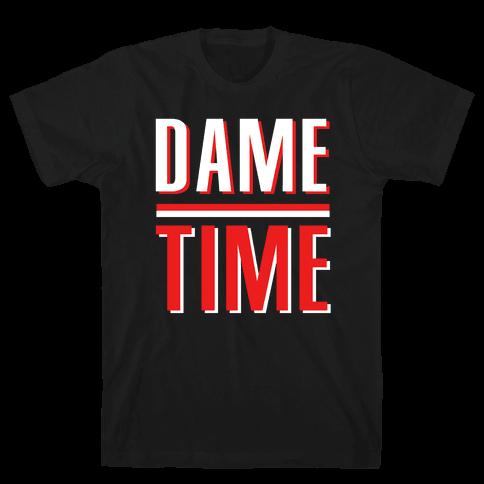 Dame Time Mens/Unisex T-Shirt