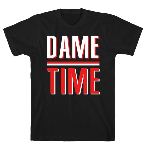 Dame Time T-Shirt