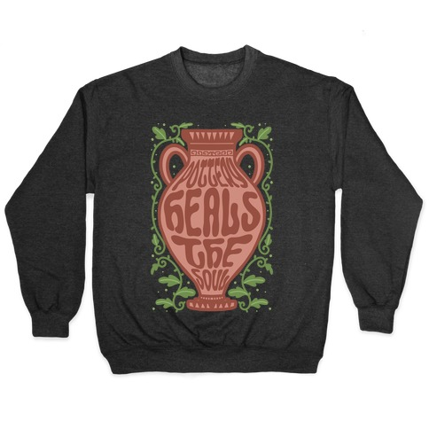 Pottery Heals The Soul Pullover
