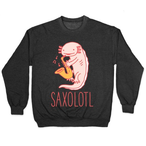 Saxolotl Pullover